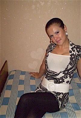 Ariane (25) aus dem Kanton Aargau
