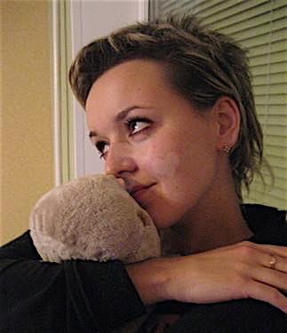 Christiane (29) aus dem Kanton St. Gallen