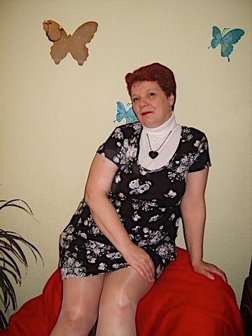 Doris38 (38) aus dem Kanton Zürich