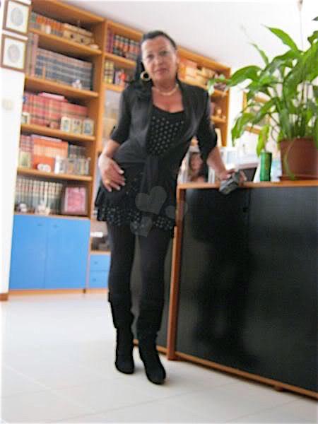 Elfriede36 (36) aus dem Kanton Basel-Stadt