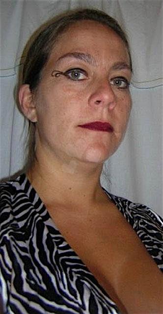 Franka (45) aus dem Kanton Bern