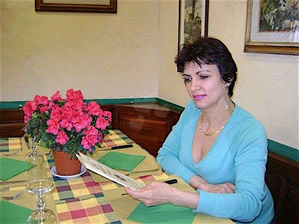 Fraucarla (45) aus dem Kanton Schwyz