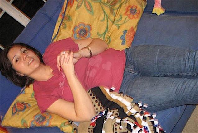Gitta (26) aus dem Kanton Basel-Stadt