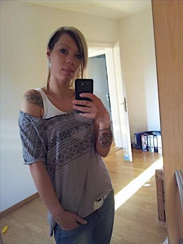 Hotnina (23) aus dem Kanton Luzern