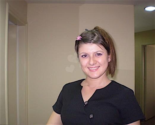 Isbell (26) aus dem Kanton Aargau