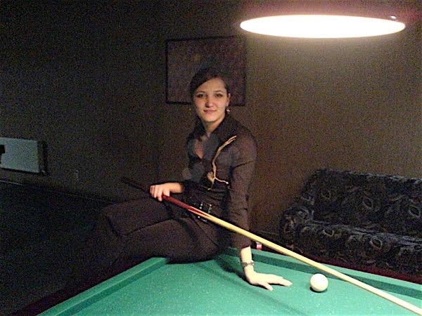 Ivette (25) aus dem Kanton Zürich