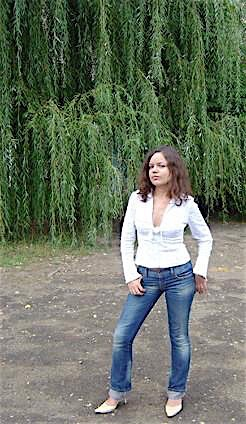 Jarmila (19) aus dem Kanton Luzern