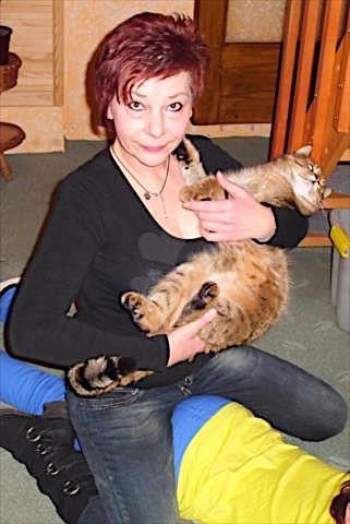 Kittycat (29) aus dem Kanton Basel-Stadt