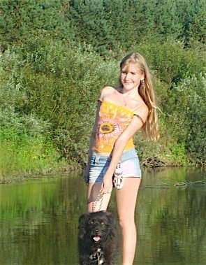 Luisa (29) aus dem Kanton Luzern
