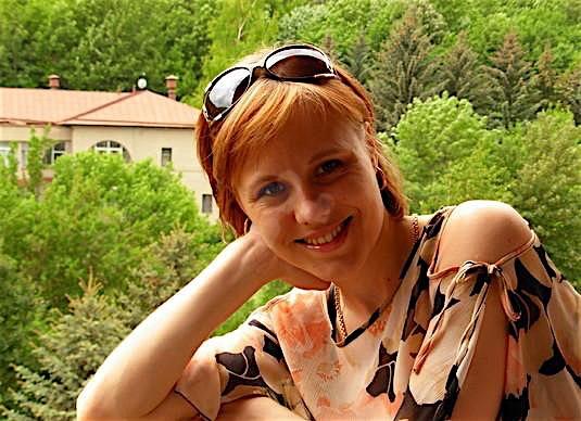 Melanie (28) aus dem Kanton Bern
