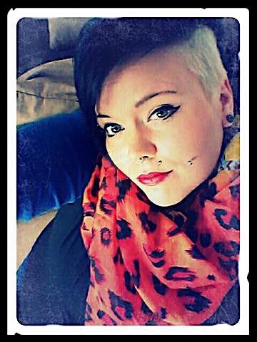 Melody (26) aus dem Kanton Appenzell-Innerrhoden