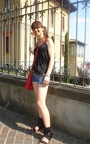 Sabi (27) aus dem Kanton Zürich