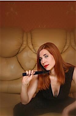 Samira (30) aus dem Kanton Bern