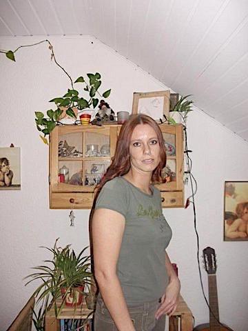Shymoni (25) aus dem Kanton Zürich