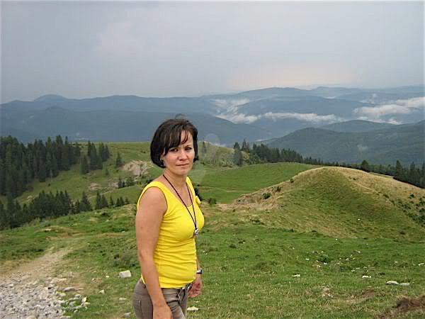 Sigrid (38) aus dem Kanton Bern