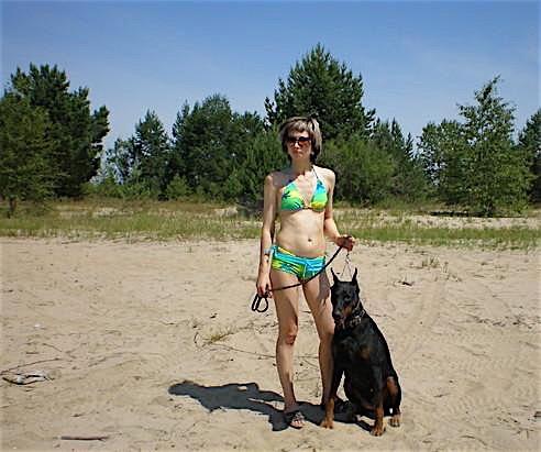 Silke (29) aus dem Kanton Aargau