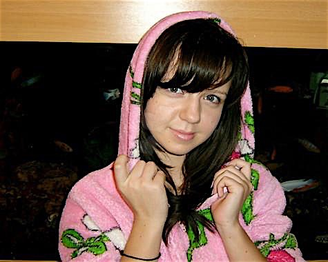 Suzanka (21) aus dem Kanton Aargau