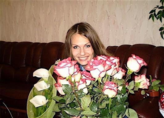 Tania (26) aus dem Kanton Luzern