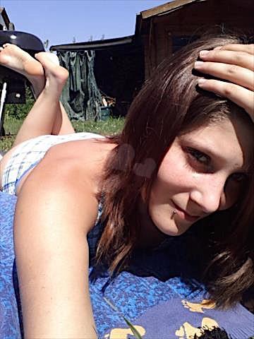 Teenandrea (18) aus dem Kanton Aargau