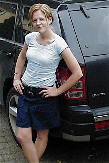 Yolanda (26) aus dem Kanton Zurich