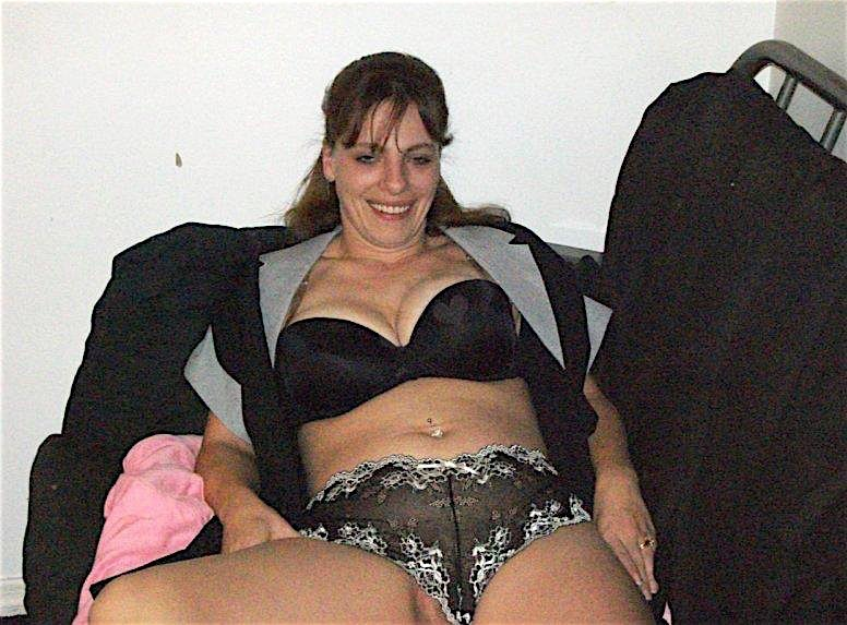 Yvette (33) aus dem Kanton Luzern