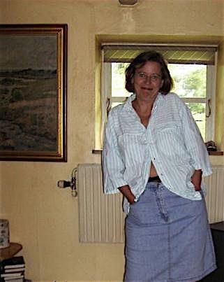Zara (46) aus dem Kanton Bern