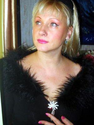Gewitterfrau...