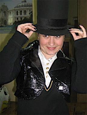 Alina (29) aus dem Kanton Oberösterreich