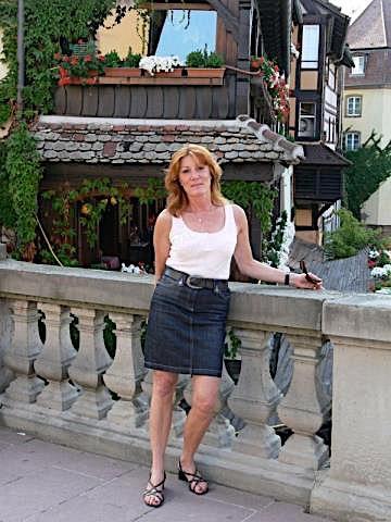 Ambrosia (31) aus dem Kanton Zürich