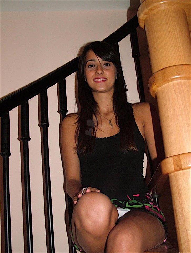 Andrea (24) aus dem Kanton Zurich