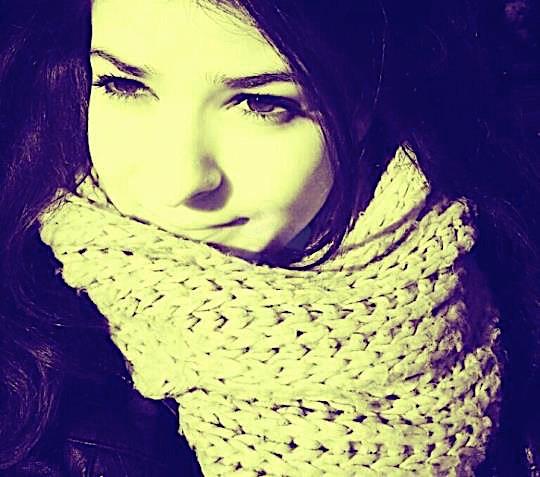 Andrina (23) aus dem Kanton Bern