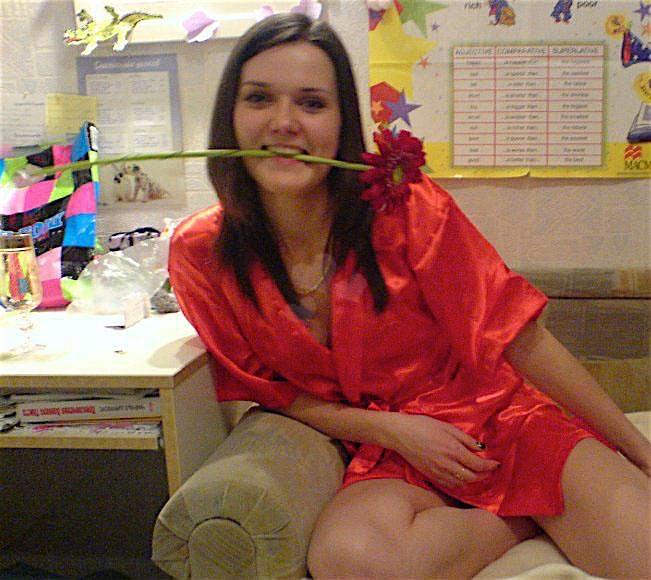 Angelika (25) aus dem Kanton Aargau
