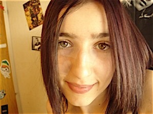 Angelina (20) aus dem Kanton Basel
