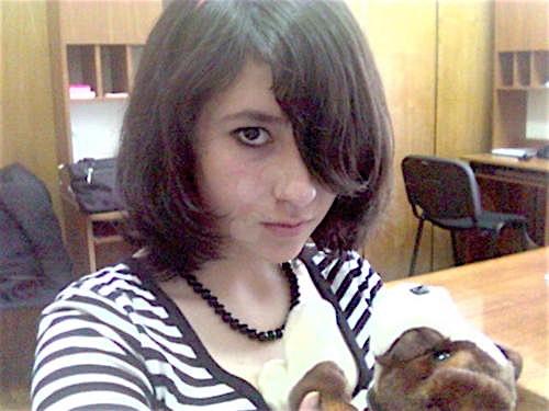 Anne23 (23) aus dem Kanton Zürich