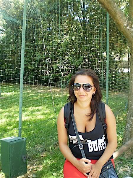 Anneli (25) aus dem Kanton Aargau