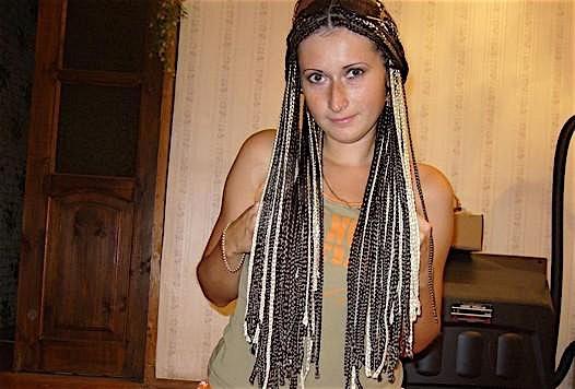 Annist (26) aus dem Kanton Steiermark