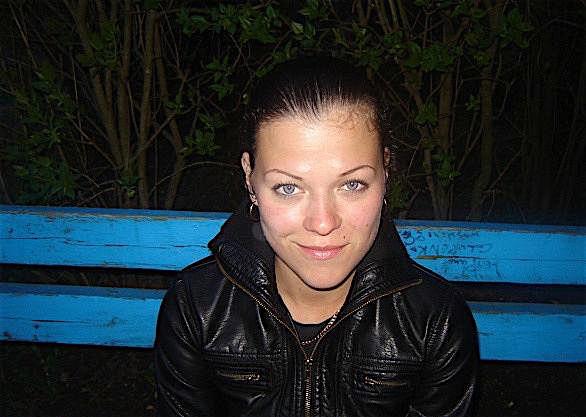 Bernadette (30) aus dem Kanton Graubünden