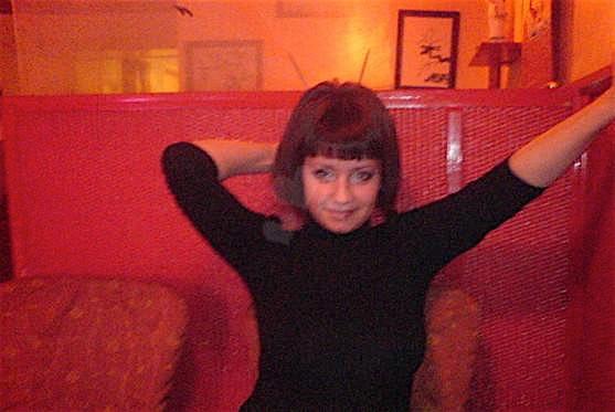 Bettina (29) aus dem Kanton Zurich