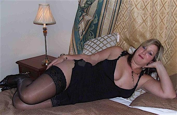Bianka (35) aus dem Kanton Zurich