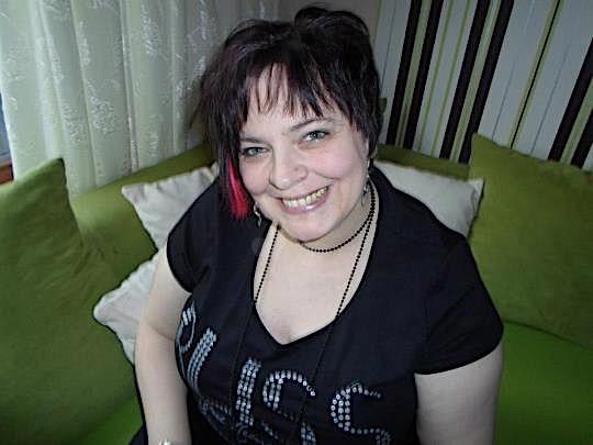 Caline (36) aus dem Kanton Luzern