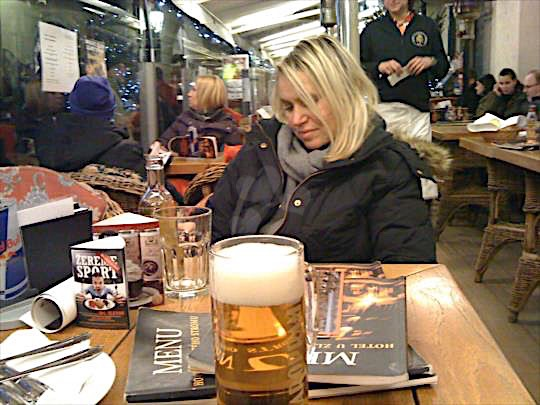 Christl (40) aus dem Kanton Zürich