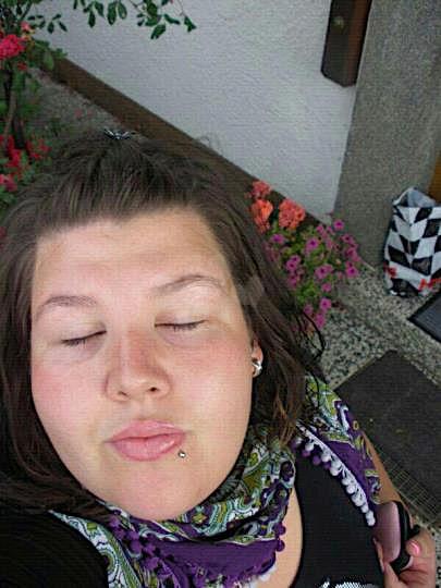 Connie (37) aus dem Kanton Zürich