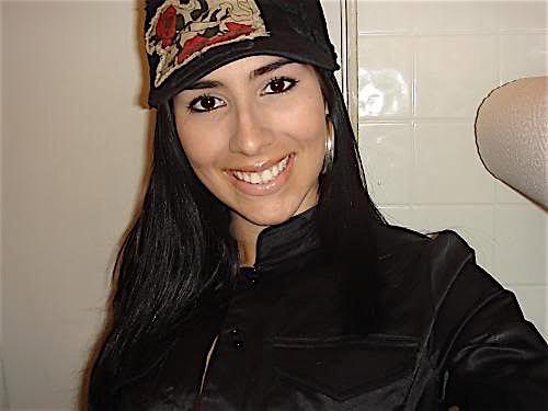 Dana (24) aus dem Kanton Basel-Stadt