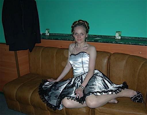 Dominika (26) aus dem Kanton Oberösterreich