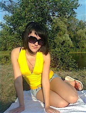 Dyana (21) aus dem Kanton Zürich
