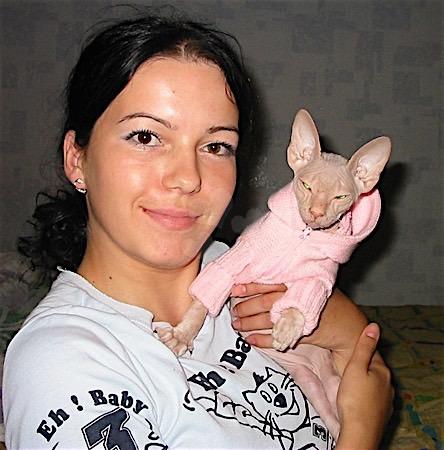 Edith (25) aus dem Kanton Luzern