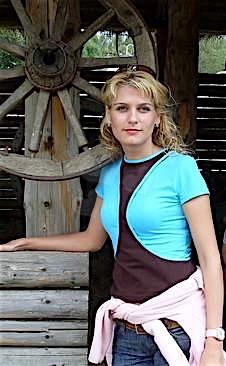 Elisande (25) aus dem Kanton Basel-Stadt