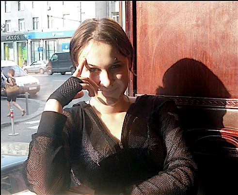 Eliza (27) aus dem Kanton Luzern
