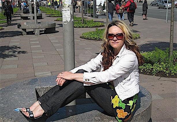 Estelle (36) aus dem Kanton Zurich