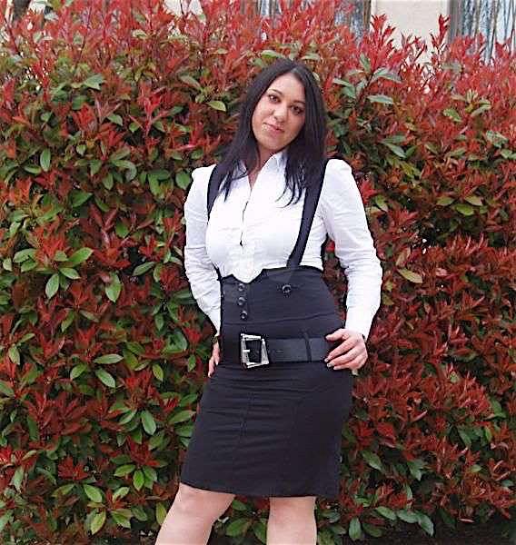 Frosina (29) aus dem Kanton Wallis